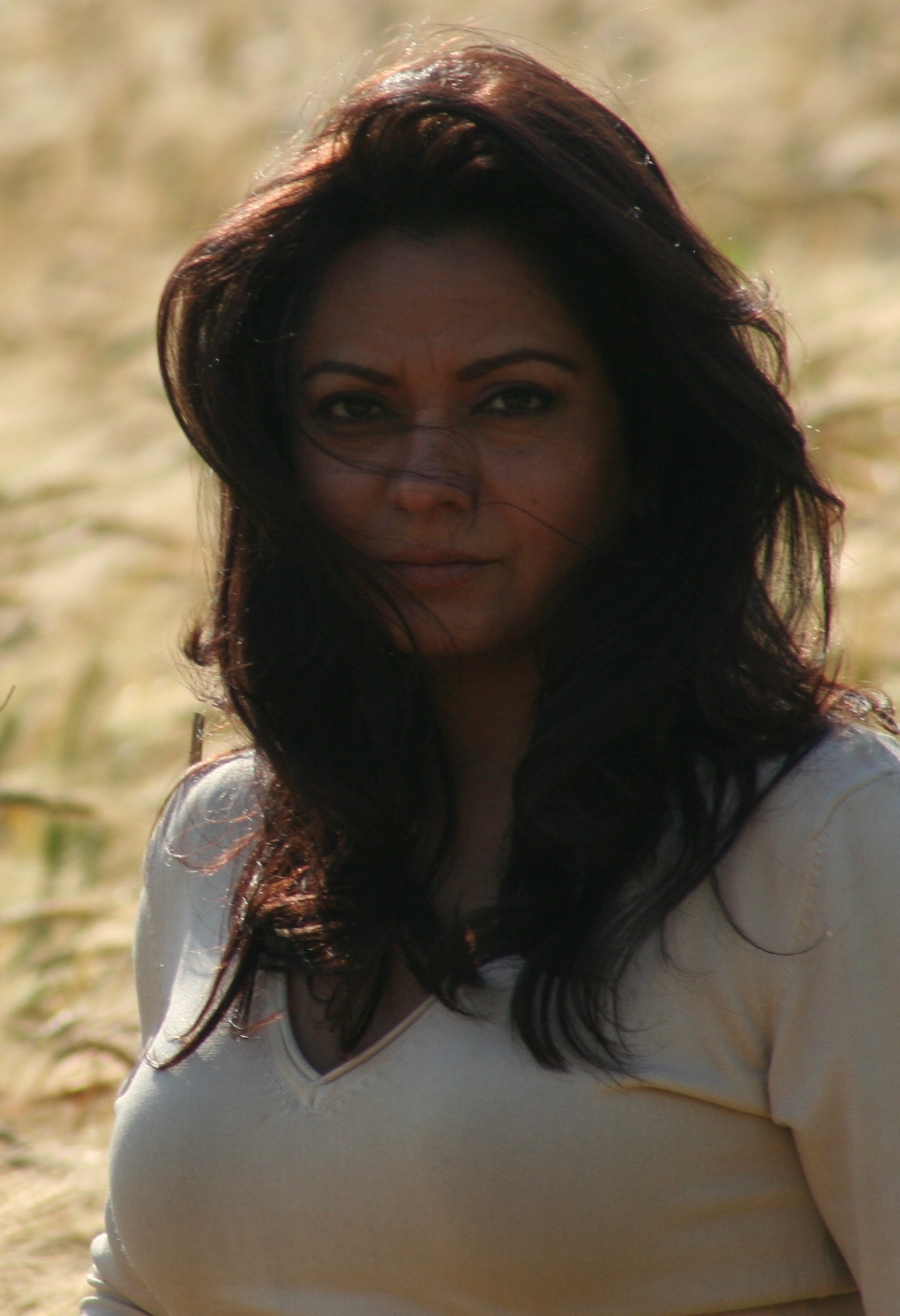 Anu Malhotra, Filmmaker on location 37