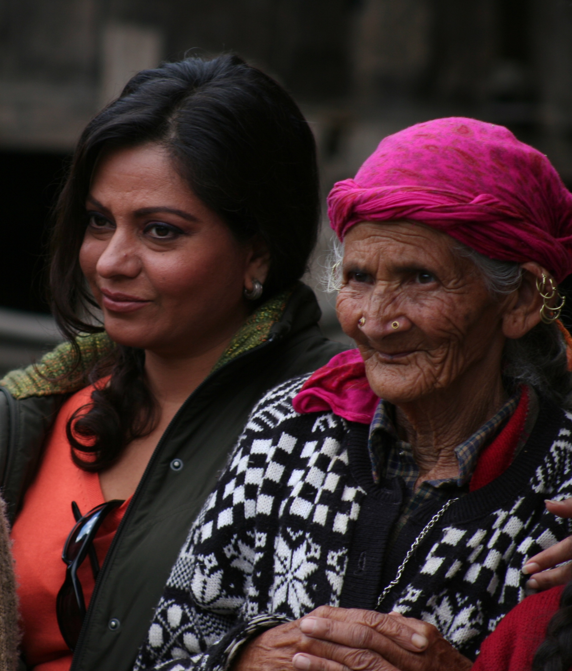 Anu Malhotra, Filmmaker on location 40