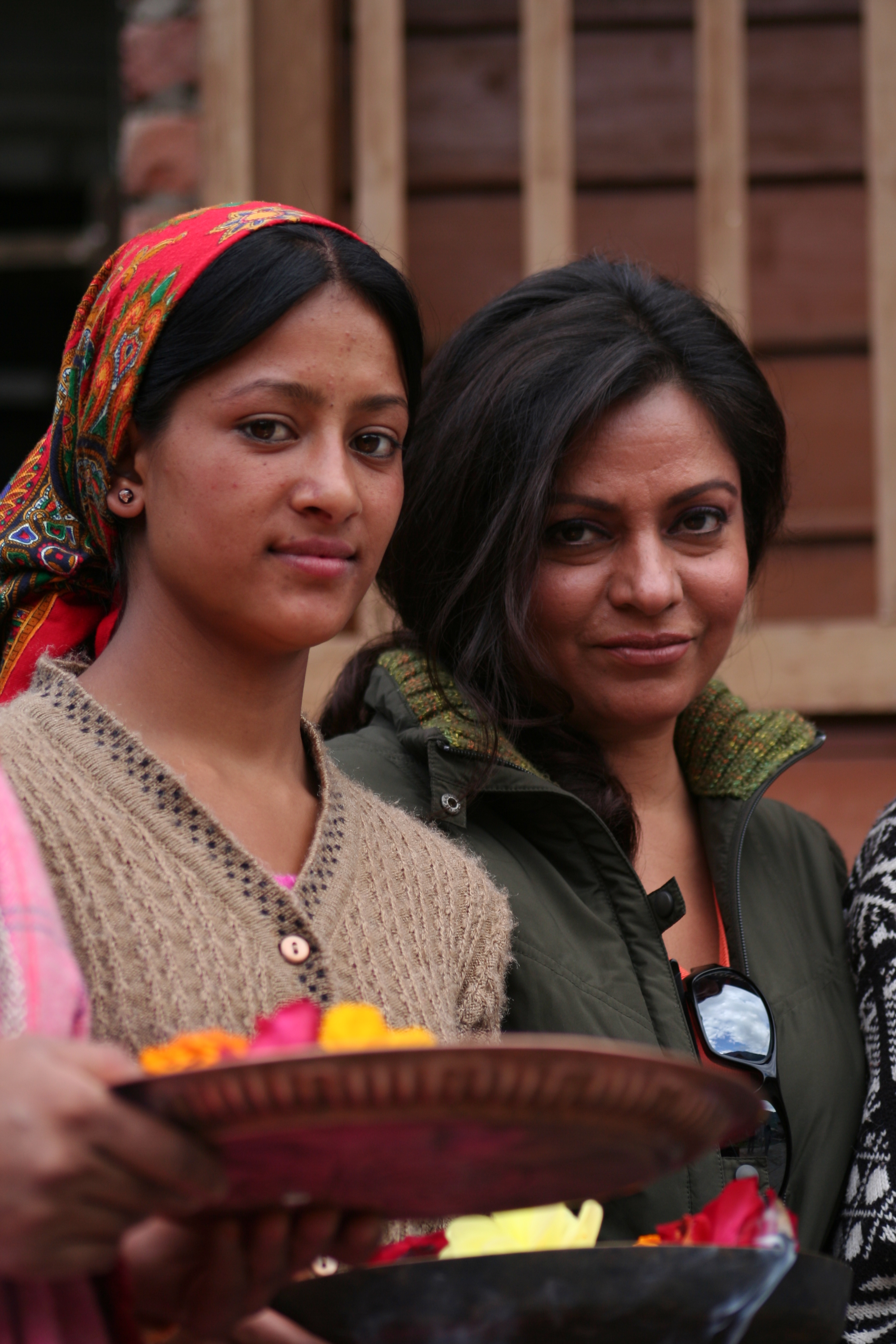 Anu Malhotra, Filmmaker on location 41
