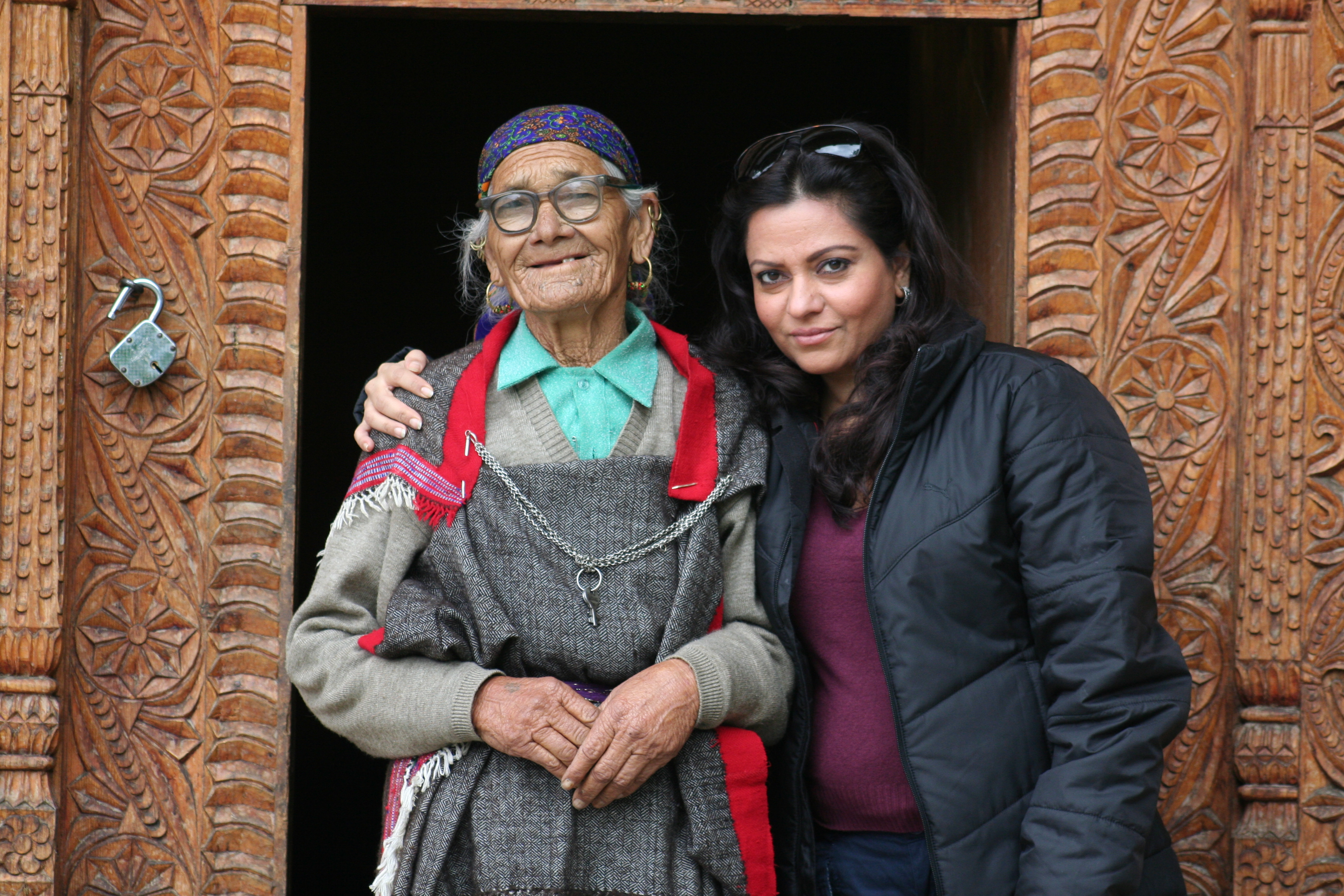 Anu Malhotra, Filmmaker on location 43