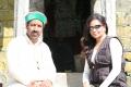 Anu Malhotra, Filmmaker on location, with Himachali Shaman, Gur Hardayal 32