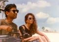 PHOTO -12 ANU MALHOTRA WITH CAMERA MAN FUWAD KHAN
