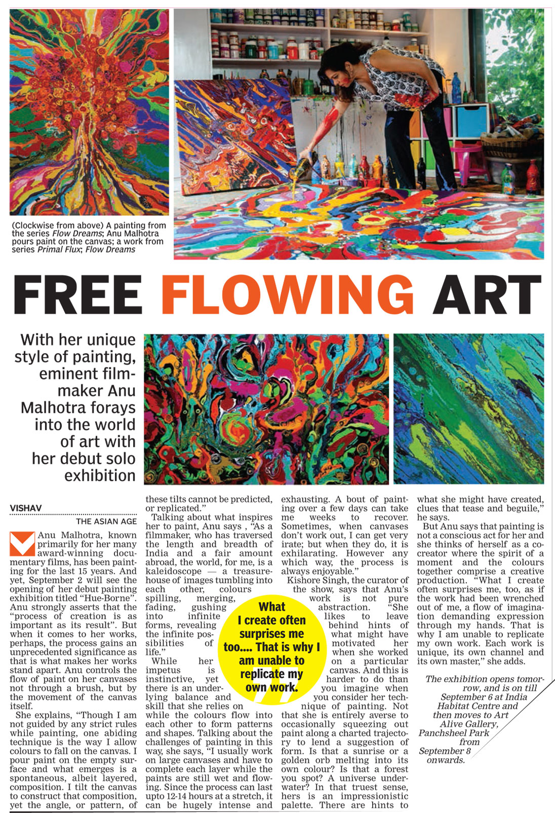 The Asian Age Sep 01, 2014