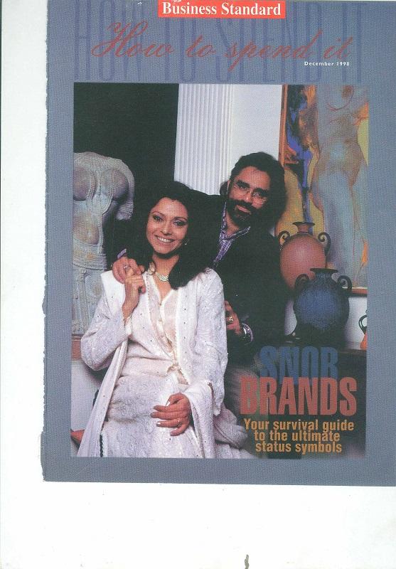 Business Standard December 1998