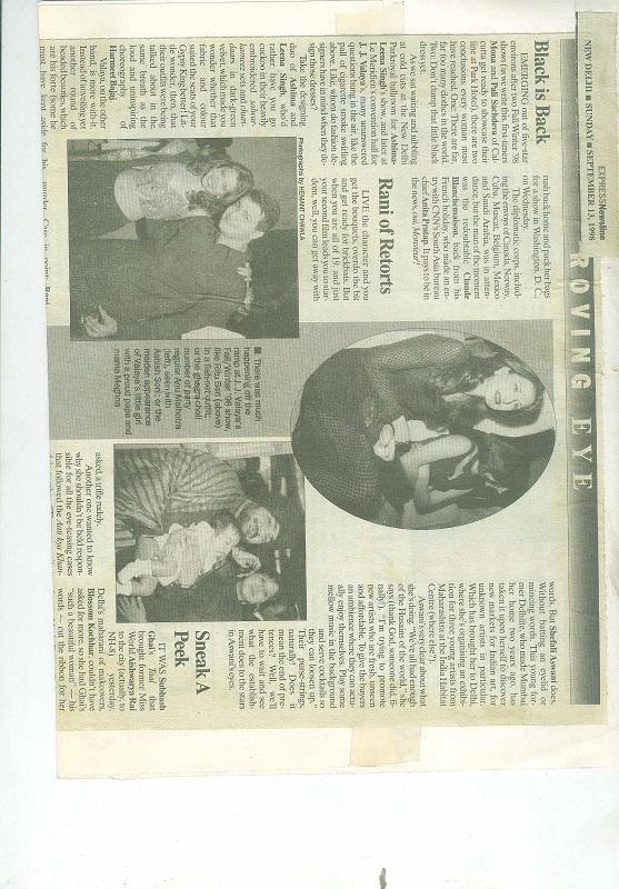 Express News Line Sunday September 13, 1998