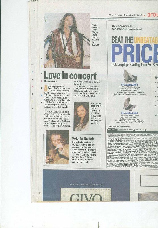 Love in Concert