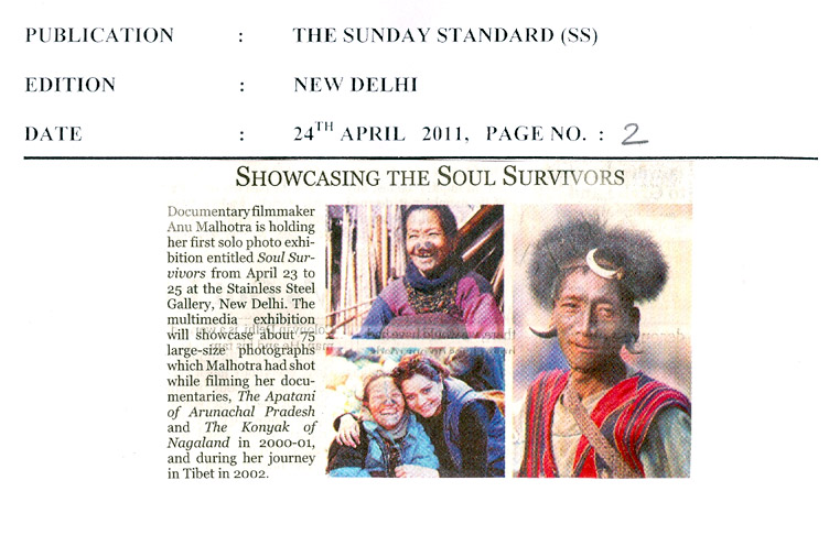 sunday standard 24 april